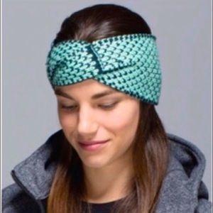 LuluLemon Knit headband & ear warmer
